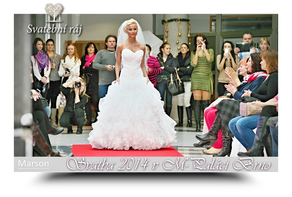 1-Ročník Svatební Ráj 2013 M-Palac Brno 001 www_marson_cz