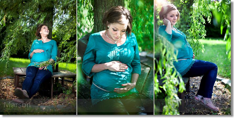 Blog - tehotna Katka na stare strelnici 003