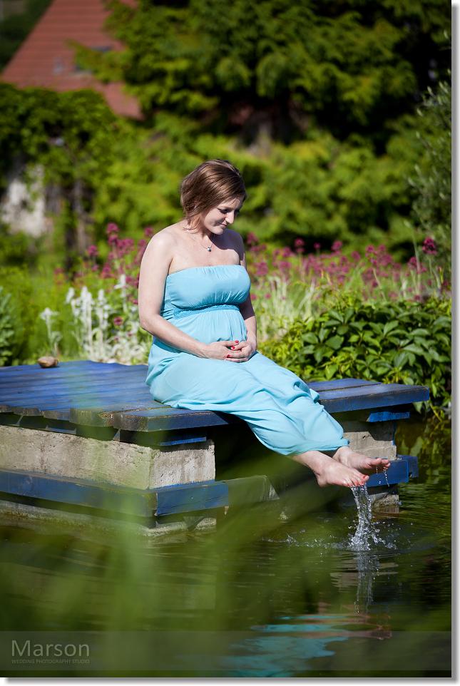 Blog - tehotna Katka na stare strelnici 011