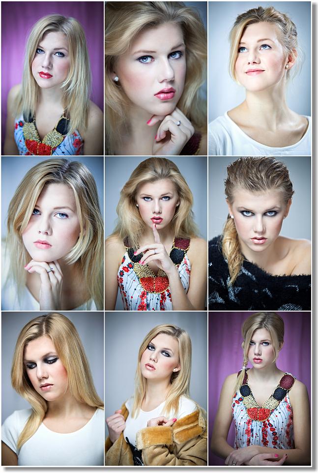 Caroli Blonds - set