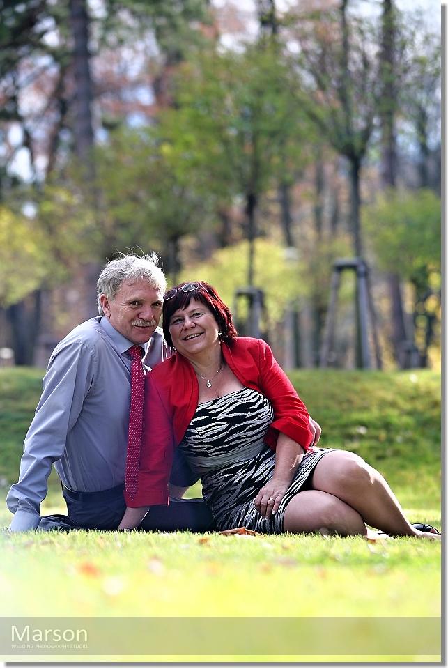Novomanželské portréty v parku 020