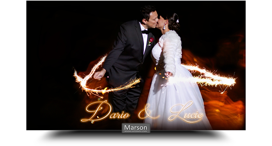 Report from wedding day of Lucie & Dario 001