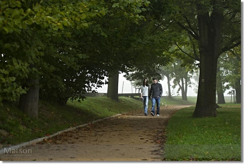 Rande v parku - Veronika & Tomáš 001