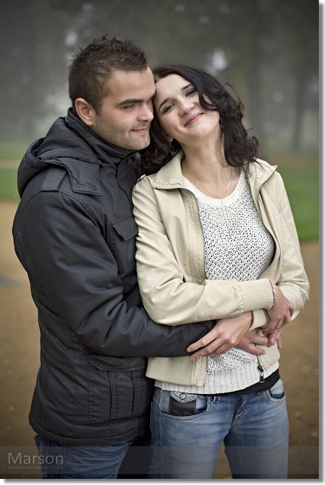 Rande v parku - Veronika & Tomáš 006