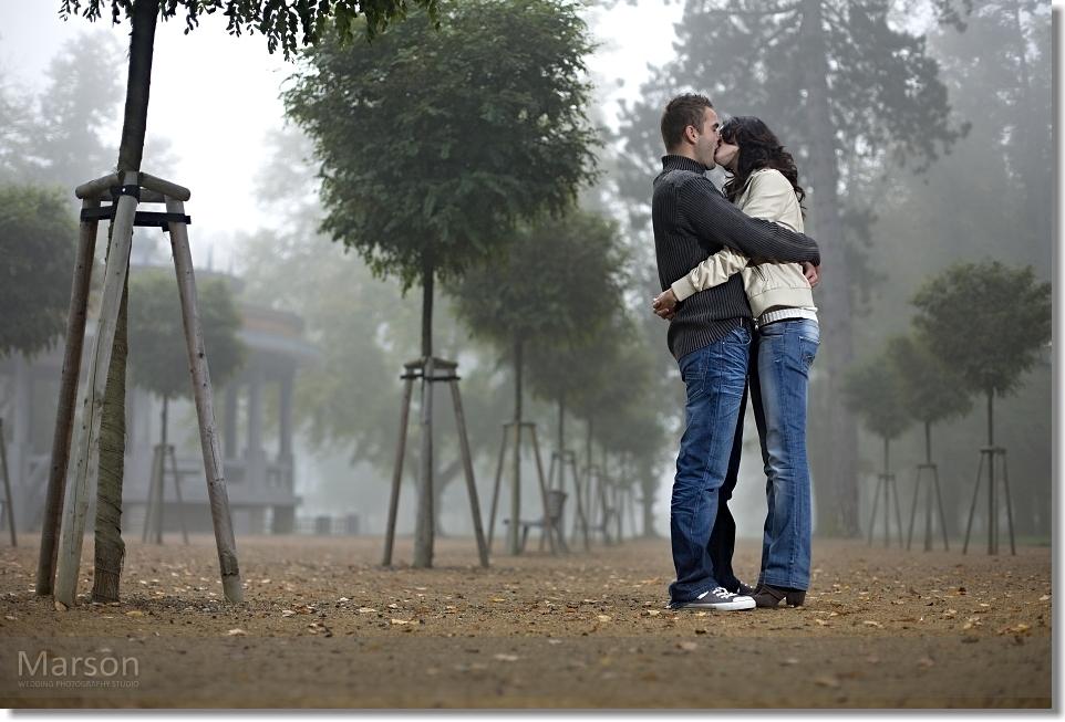 Rande v parku - Veronika & Tomáš 009