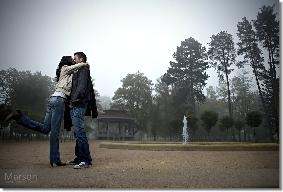 Rande v parku - Veronika & Tomáš 019a