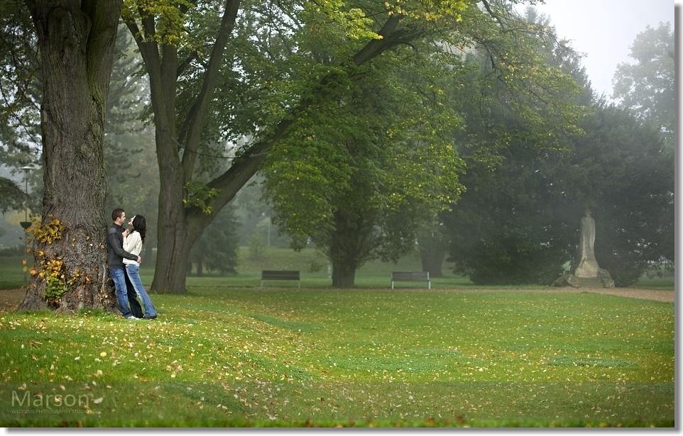 Rande v parku - Veronika & Tomáš 024