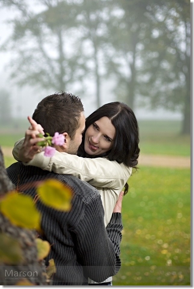 Rande v parku - Veronika & Tomáš 028