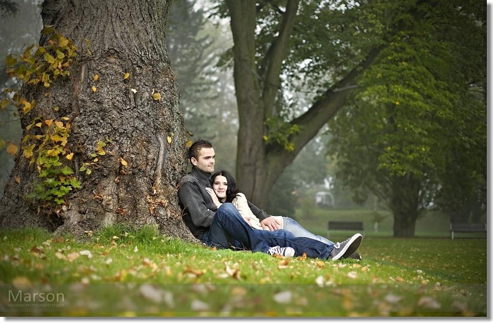 Rande v parku - Veronika & Tomáš 031