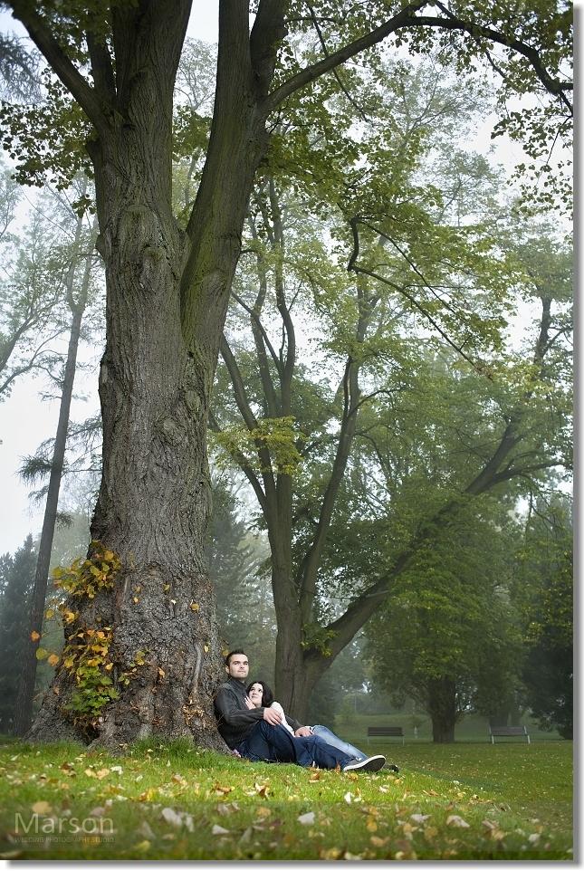 Rande v parku - Veronika & Tomáš 032
