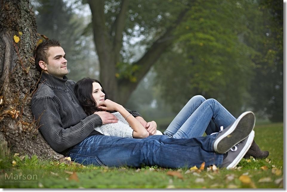 Rande v parku - Veronika & Tomáš 034