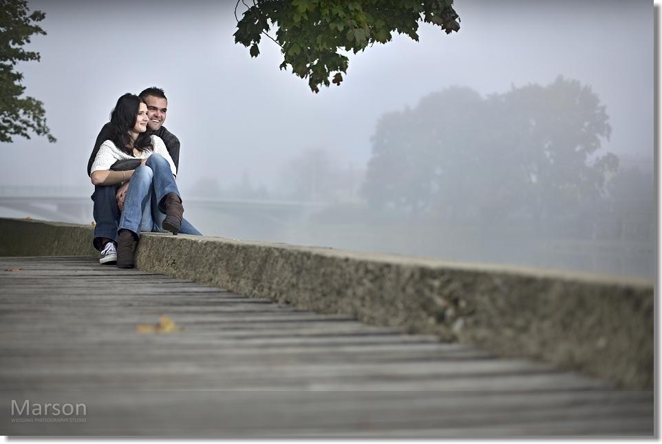 Rande v parku - Veronika & Tomáš 049