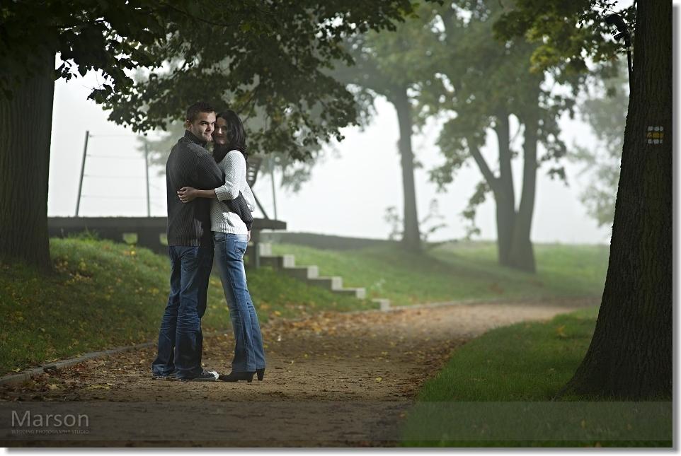 Rande v parku - Veronika & Tomáš 055