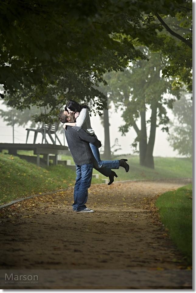 Rande v parku - Veronika & Tomáš 056