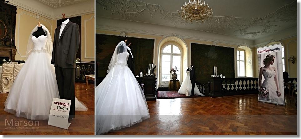 Reportáž Svatba na Zámku Napajedla 007