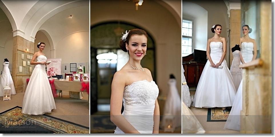 Reportáž Svatba na Zámku Napajedla 031