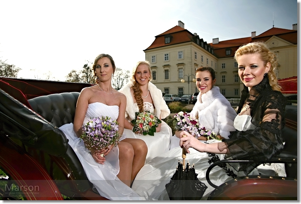 Reportáž Svatba na Zámku Napajedla 039