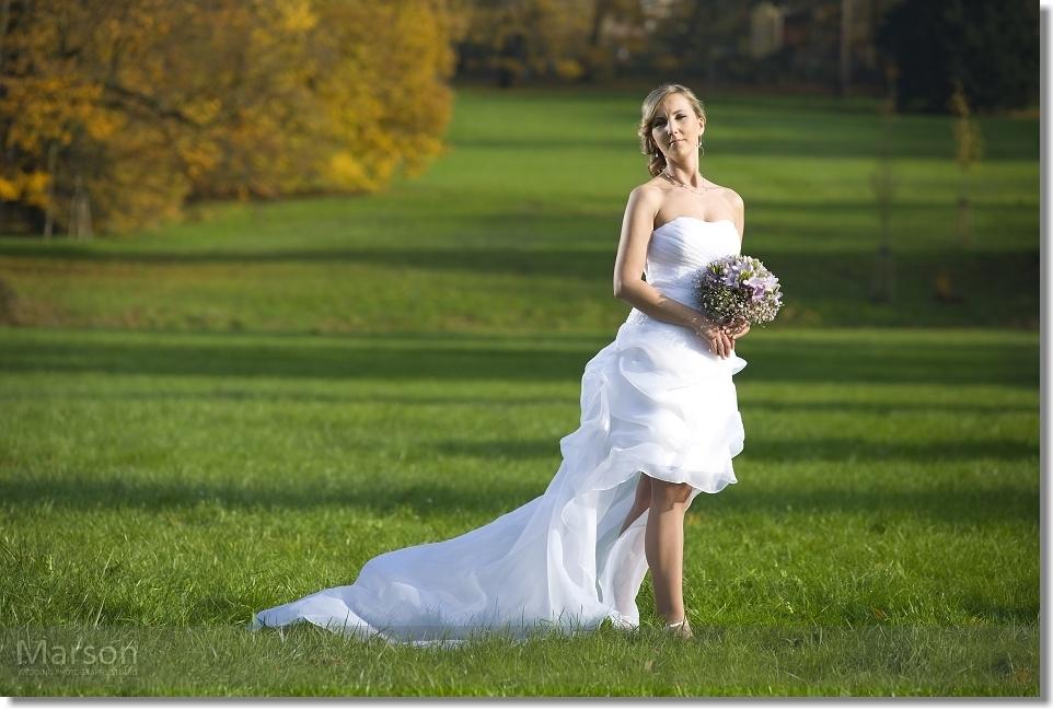 Reportáž Svatba na Zámku Napajedla 047