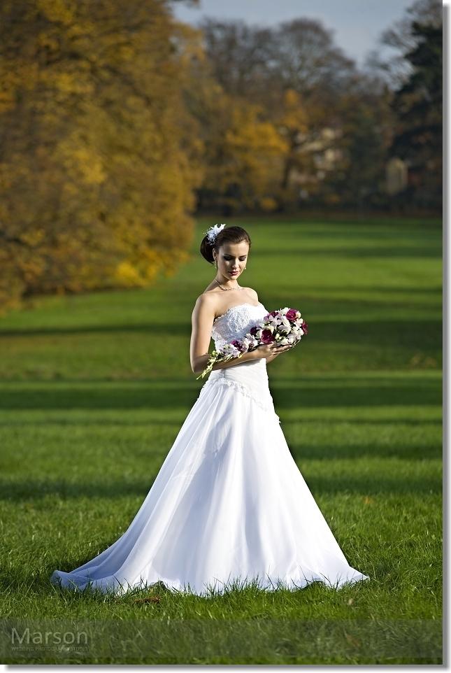 Reportáž Svatba na Zámku Napajedla 048