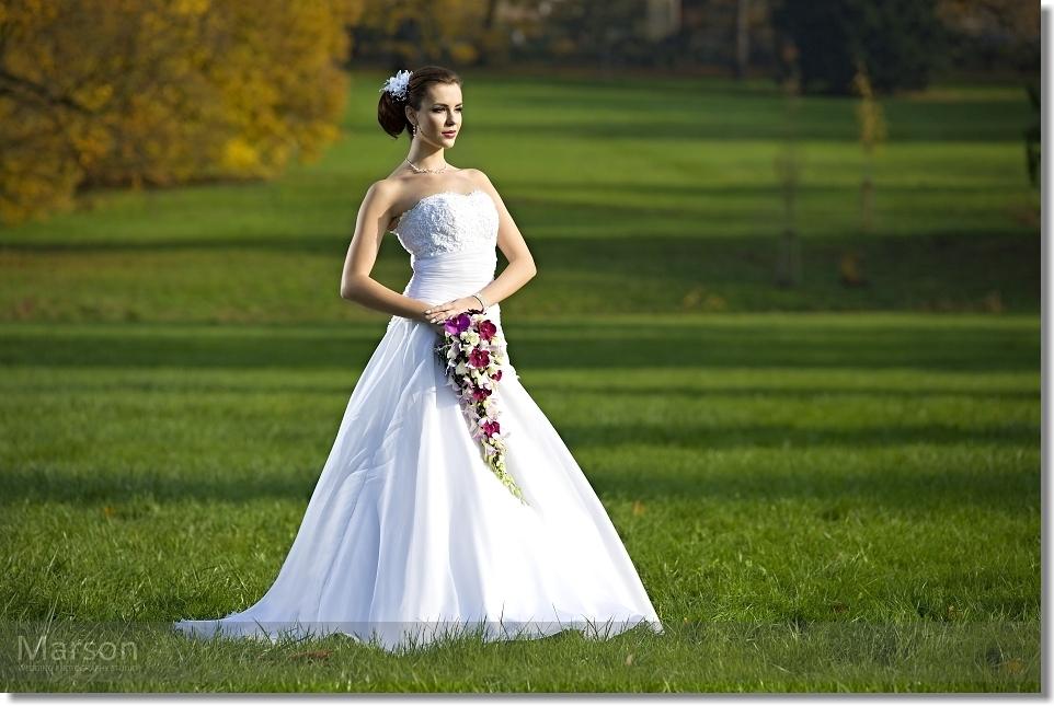 Reportáž Svatba na Zámku Napajedla 049