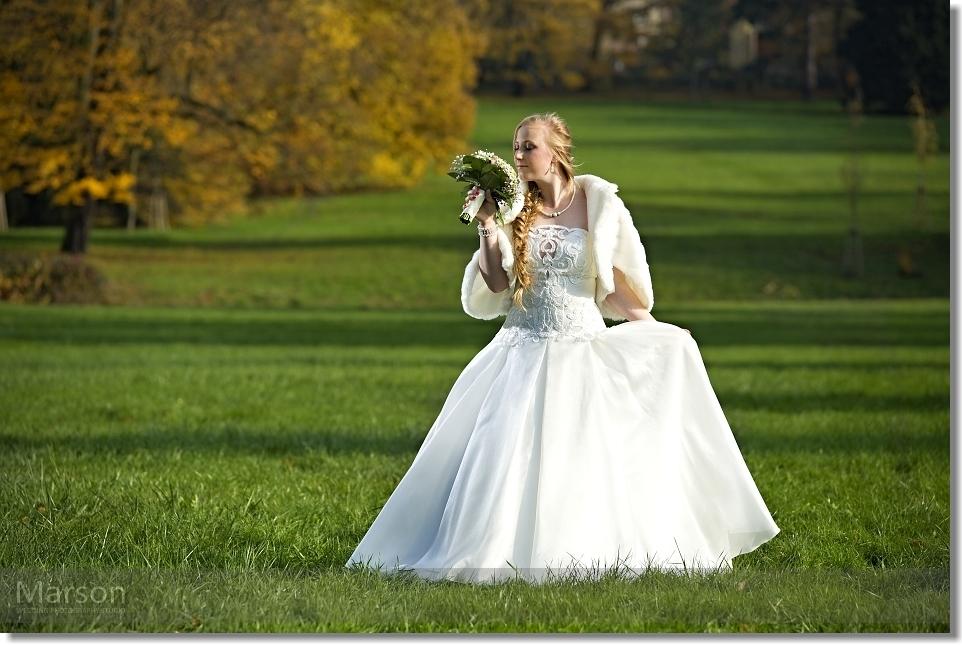Reportáž Svatba na Zámku Napajedla 050