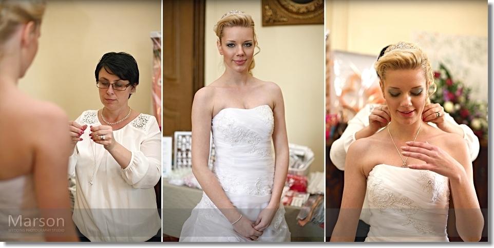 Reportáž Svatba na Zámku Napajedla 058