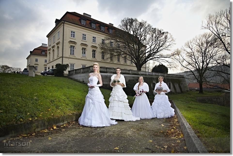 Reportáž Svatba na Zámku Napajedla 059
