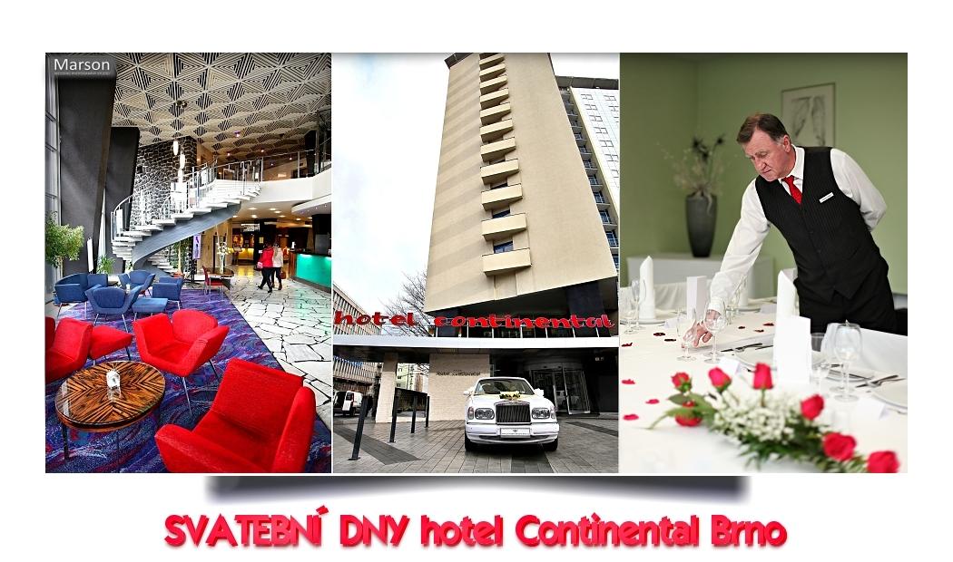 Reportáž Svatební Dny hotel Continental Brno 001