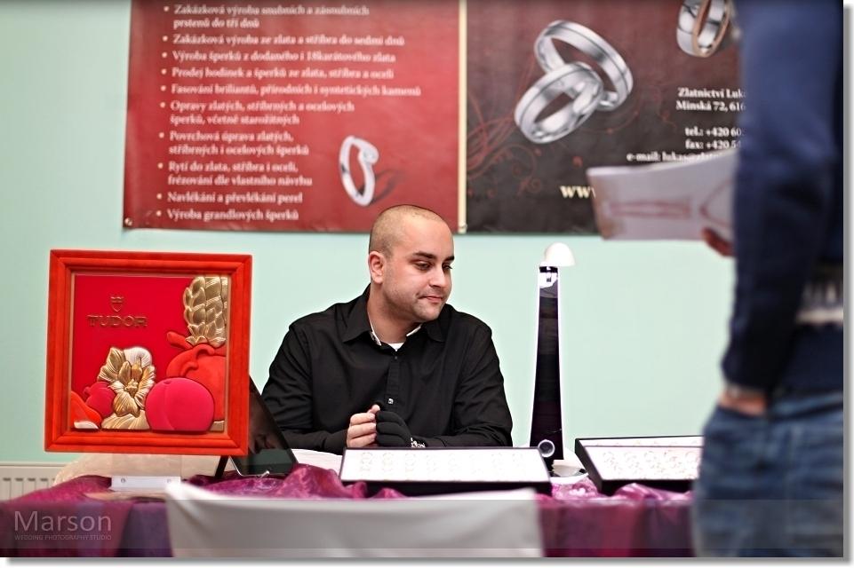 Reportáž Svatební Dny hotel Continental Brno 034