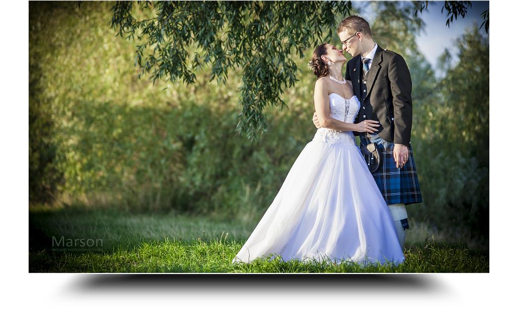 Report of the wedding day Jana & Craig 001