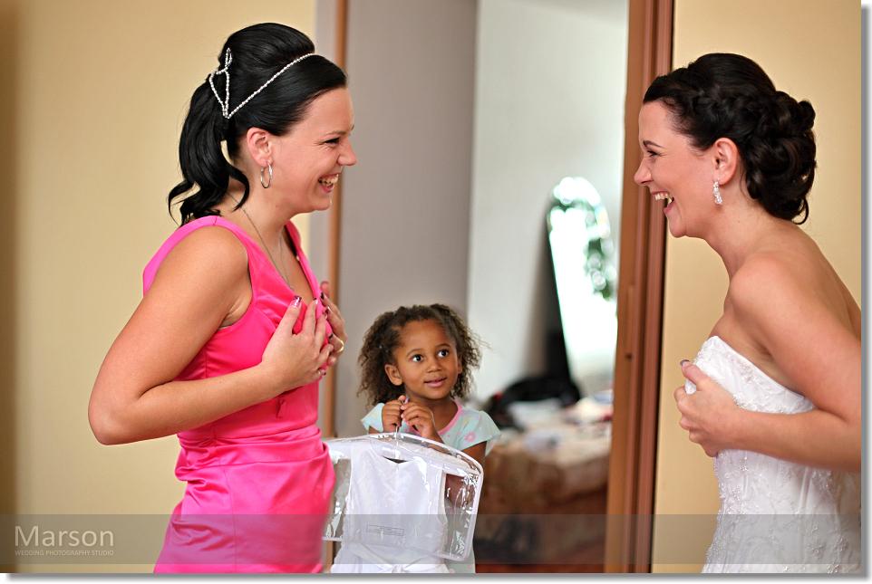 Report of the wedding day Jana & Craig 009
