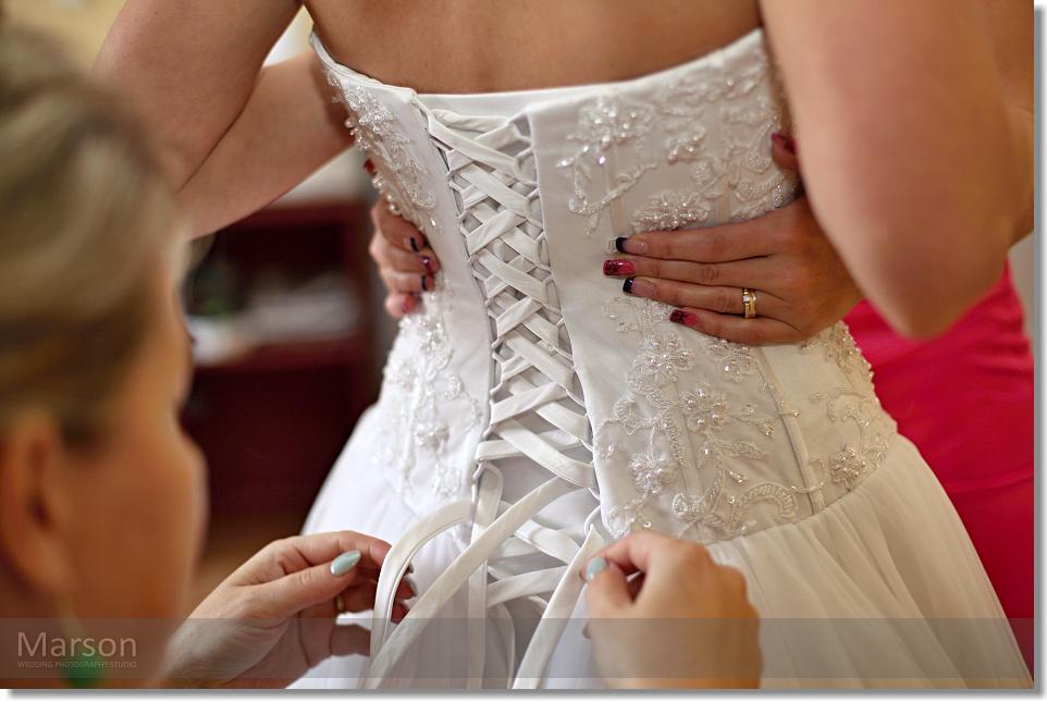 Report of the wedding day Jana & Craig 010
