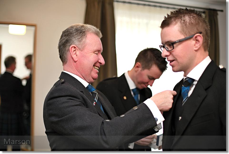 Report of the wedding day Jana & Craig 018