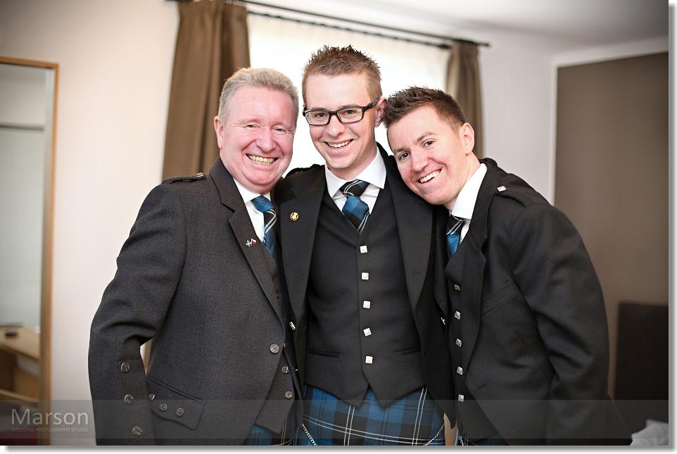 Report of the wedding day Jana & Craig 019