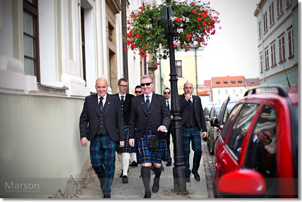 Report of the wedding day Jana & Craig 022