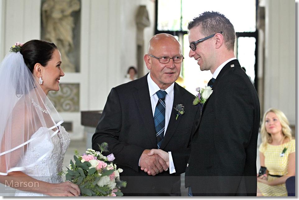 Report of the wedding day Jana & Craig 028
