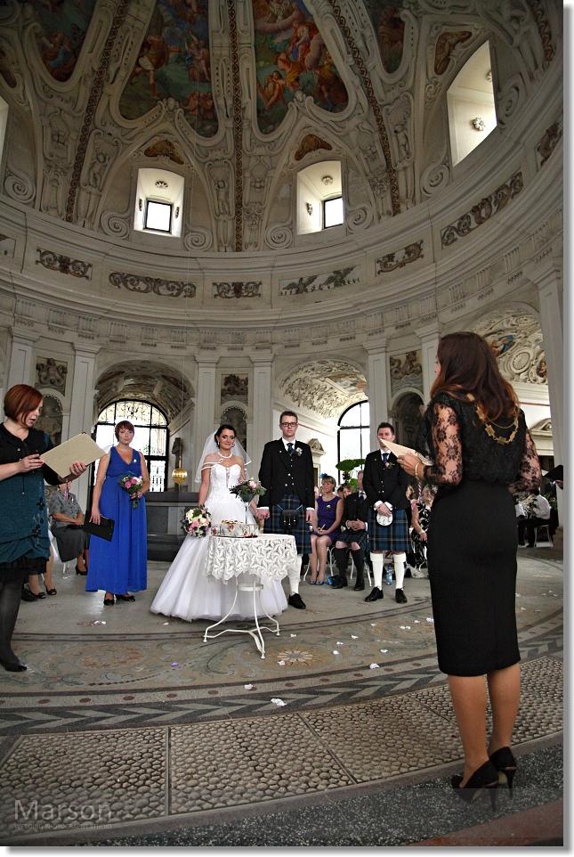Report of the wedding day Jana & Craig 030