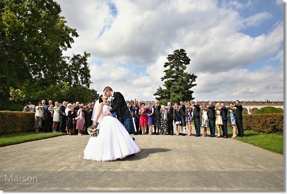 Report of the wedding day Jana & Craig 042