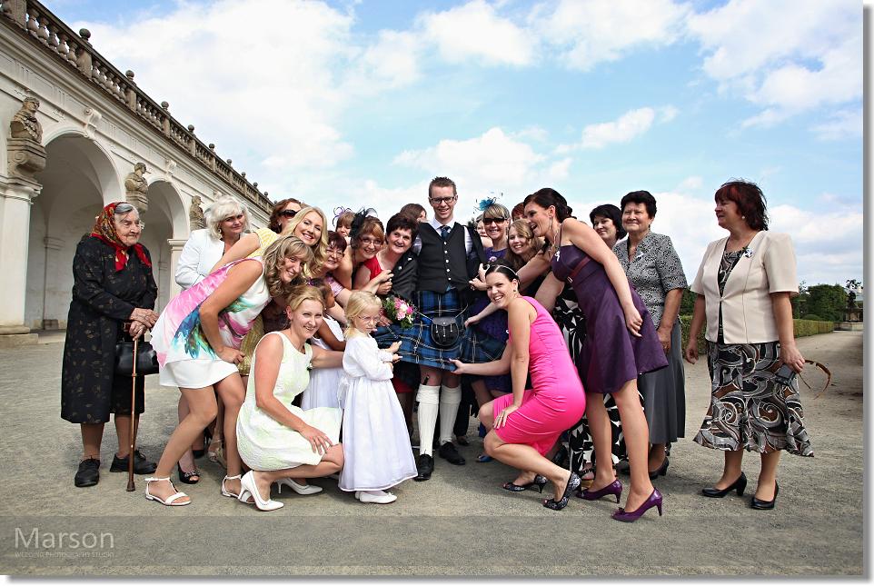 Report of the wedding day Jana & Craig 043