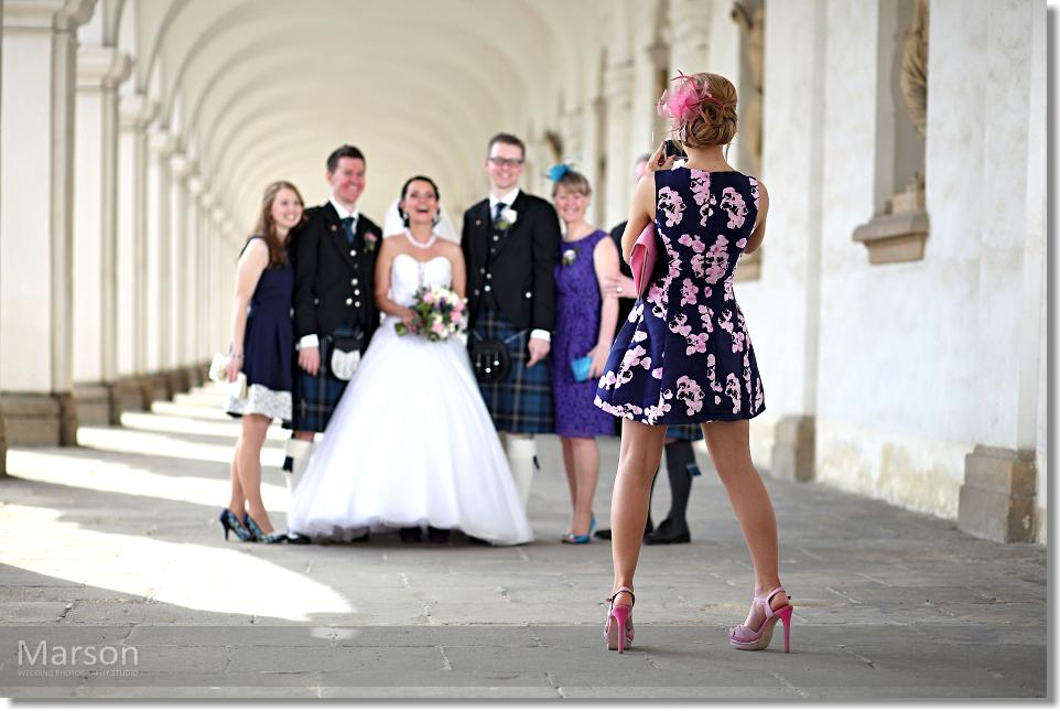 Report of the wedding day Jana & Craig 045