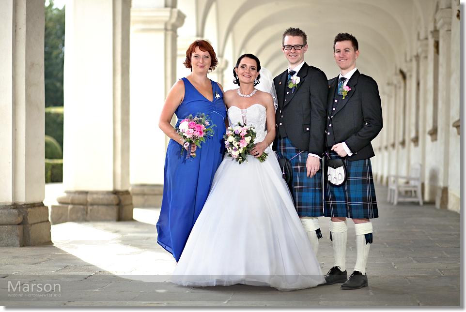 Report of the wedding day Jana & Craig 050