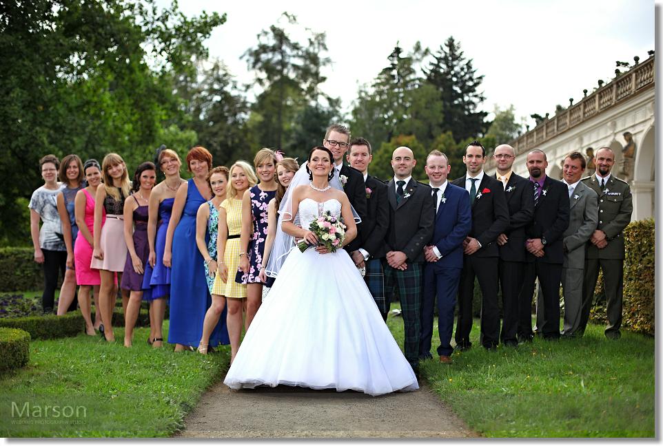 Report of the wedding day Jana & Craig 053