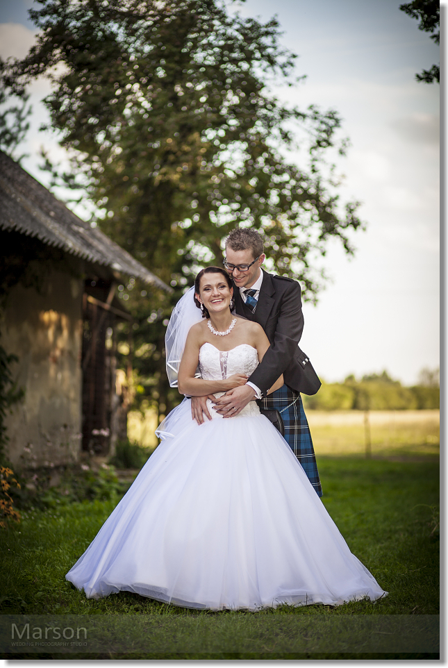 Report of the wedding day Jana & Craig 060