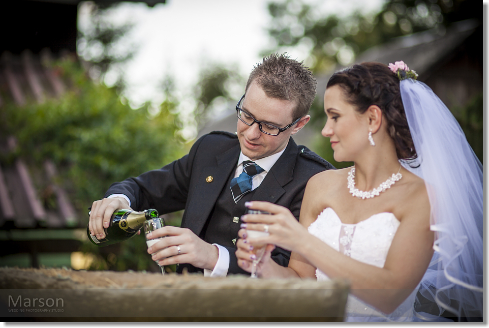 Report of the wedding day Jana & Craig 064