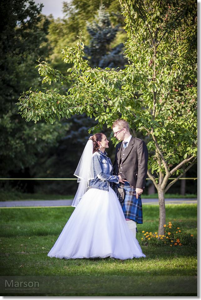 Report of the wedding day Jana & Craig 068