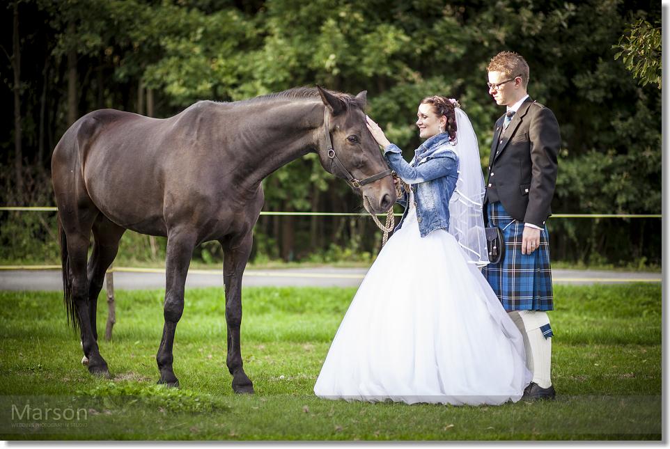 Report of the wedding day Jana & Craig 070