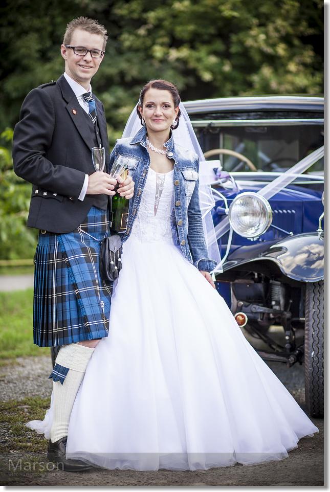 Report of the wedding day Jana & Craig 073
