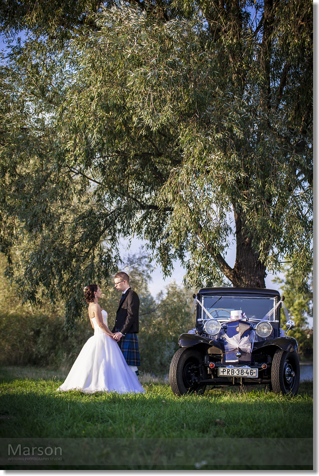 Report of the wedding day Jana & Craig 079