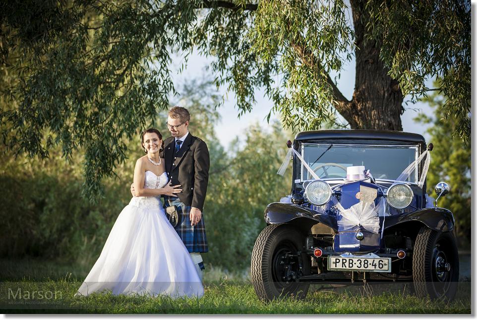 Report of the wedding day Jana & Craig 080