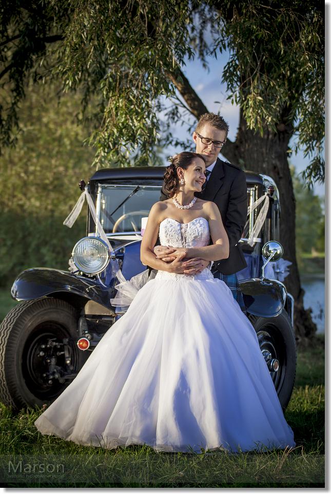 Report of the wedding day Jana & Craig 083
